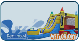 Provoy inflatable bounce house slide rentals