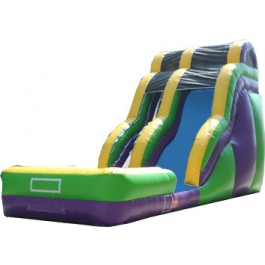 18ft Wave Wild Rapids Wet/Dry Slide