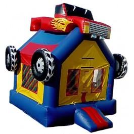 (B) Monster Truck Bounce House