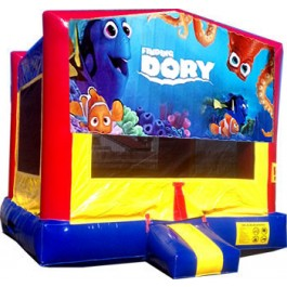 Finding Dory Bounce House