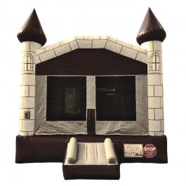 (A) Castle Brown Bounce House
