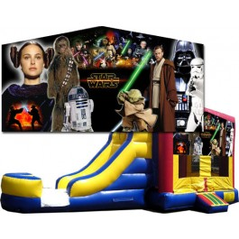 Star Wars Bounce Slide combo (Wet or Dry)