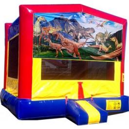 Dinosaurs Bounce House