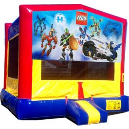 Legos Bounce House