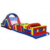 55ft Wet Obstacle Course