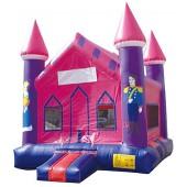 Princess Castle Bounce House