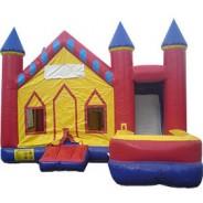 Castle 7N1 Bounce Slide combo (Wet or Dry)