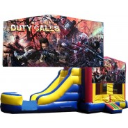 Duty Calls Army Bounce Slide combo (Wet or Dry)