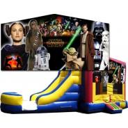 Star Wars Bounce Slide combo (Wet or Dry)