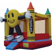 Happy Face Bounce House