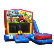 Angry Birds 7n1 Bounce Slide combo (Wet or Dry)