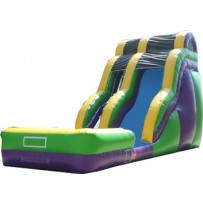 24ft Wave Wild Rapids Dry Slide Rental