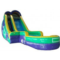 24ft Screamer Wet/Dry Slide Rental