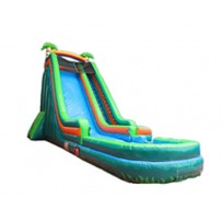 24ft Tropical Wet/Dry Slide