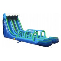 24ft Mammoth Wave Dual Lane Slip n Slide (Wet Only)