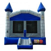 (A) Castle Blue Bounce House