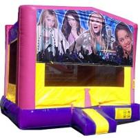 Hannah Montana Bounce House