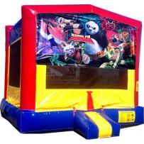 Kung Fu Panda Bounce House