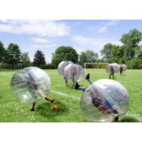 Bubble Bump Soccer
