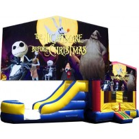 Nightmare Before Christmas Bounce Slide combo (Wet or Dry)