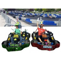 FastKart Mobile Go Cart Course
