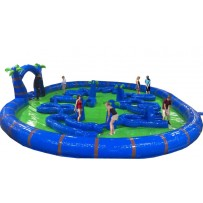 Mini Golf Inflatable Course