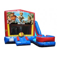 Ice Age 7N1 Bounce Slide combo (Wet or Dry)