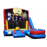 Nightmare Before Christmas 7N1 Bounce Slide combo (Wet or Dry)