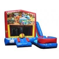 Skylanders 7n1 Bounce Slide combo (Wet or Dry)