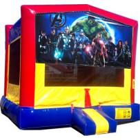 Avengers Bounce House