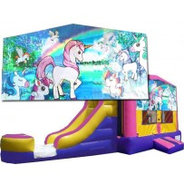 Unicorn Bounce Slide combo (Wet or Dry)
