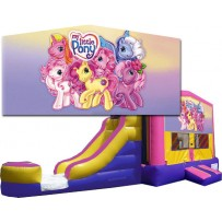My Little Pony Bounce Slide combo (Wet or Dry)