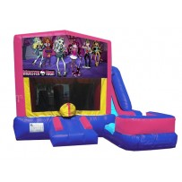 Monster High 7N1 Bounce Slide combo (Wet or Dry)