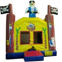 (B) Pirate Bounce House
