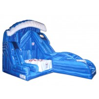 32ft Shockwave Wet/Dry Slide