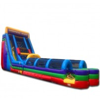 24ft Vertical Rush Dual Lane Slip n Slide