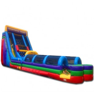 24ft Vertical Rush Dual Lane Slip n Slide (Wet Only)