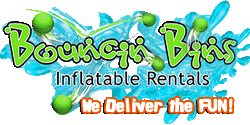 Provo inflatable rentals - slides, bounce houses, obstacle courses, water slides