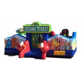Sesame Street Playground