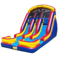 18ft Twin Torpedo Wet/Dry Slide