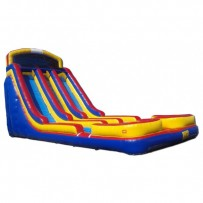 27ft Twin Torpedo Wet/Dry Slide