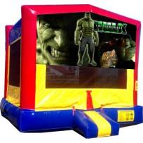 Hulk Bounce House