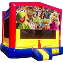 Muppets Bounce House