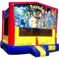 Pokemon Bounce House