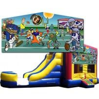 Football Bounce Slide combo (Wet or Dry)