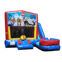 Legos 7n1 Bounce Slide combo (Wet or Dry)