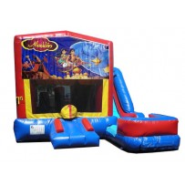 Aladdin 7n1 Bounce Slide combo (Wet or Dry)