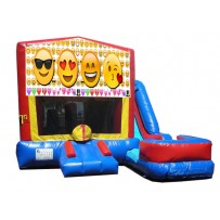 Emoji 7N1 Bounce Slide combo (Wet or Dry)