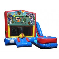 Football 7n1 Bounce Slide combo (Wet or Dry)