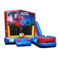 Good Dinosaur 7n1 Bounce Slide combo (Wet or Dry)
